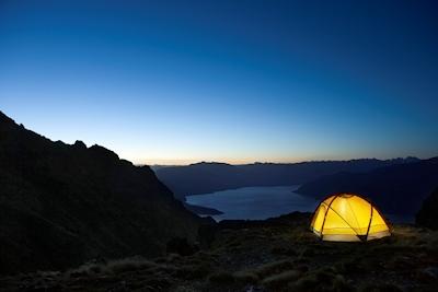 Camping Festival Packliste 01