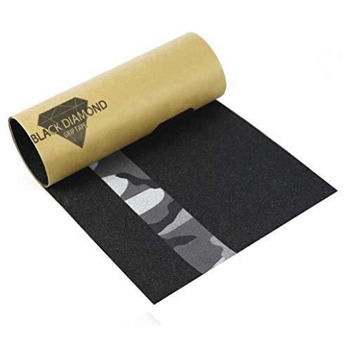 Skateboard Griptape von BlackDiamond Grip-Tape Arctic Camouflage 9x33inch selbstklebend