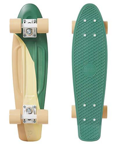 Penny Australia, 55,9 cm Swirl Penny Board, das Original Kunststoff-Skateboard