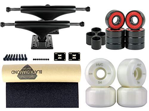 CORE Skateboard Achsen Set-up Black 5.25