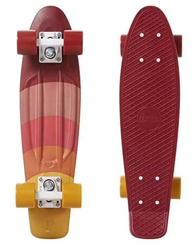 Penny Australia, 55,9 cm Rise Penny Board, das Original Kunststoff-Skateboard