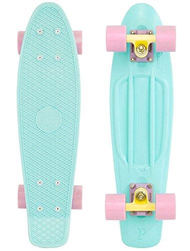 Penny Unisex Skateboard Pastel, Mint, 22 Zoll, PENDEK22PAS