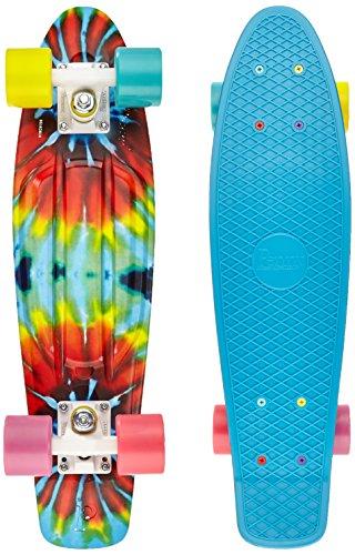Penny Skateboard Graphics, Tie Dye, 22 Zoll, PENDEK22GRSE