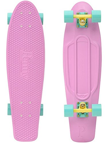 Penny Unisex Skateboard Pastel, Lilac, 22 Zoll, PENDEK22PAS