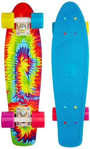 Penny Skateboard, 22'Komplett Cruiser 56 cm bunt - Woodstock