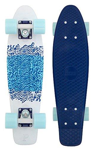 Penny pecocr2217004Skateboard Unisex Erwachsene, Mehrfarbig